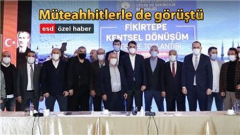 Fikirtepe'ye 5 milyarlık TOKİ ve Emlak Konut imzası!