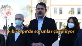 """""""Fikirtepe'de İstanbul'a yakışır bir proje yapacağız"""""""