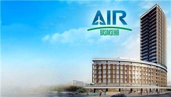Air Başakşehir fiyatları 928 bin TL'den başlıyor!