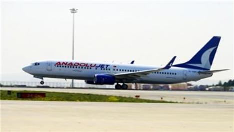 Anadolu Jet'ten indirimli uçuş kampanyası!