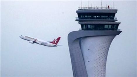 Avrupa'da en çok sefer İstanbul Havalimanı'nda yapıldı!
