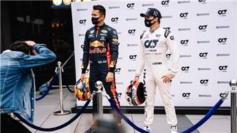 Vakkorama, Formula 1 pilotlarına ev sahipliği yaptı