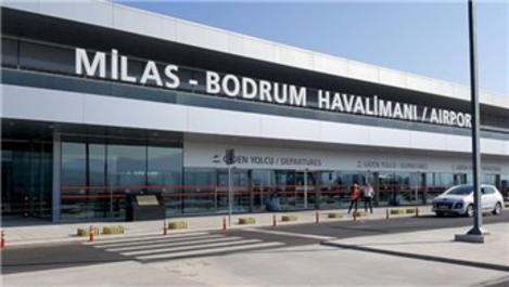 Milas-Bodrum Havalimanı'na sağlık akreditasyonu!