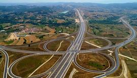Ulaşım ve iletişim altyapısına 910 milyar TL'lik yatırım!