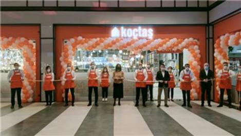 Koçtaş Ankara'daki beşinci mağazasını açtı