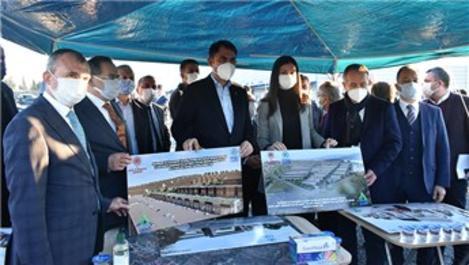 Samsun'da 1.9 milyar TL'lik dönüşüm başladı