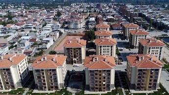 Ankara'da 229 kamu konutu ihale ile satılacak