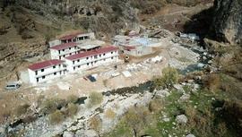 Şırnak Beytüşşebap'a ilk defa otel inşa ediliyor