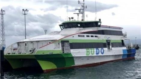 BUDO'nun bazı seferleri iptal edildi