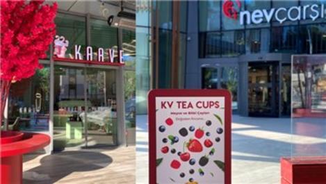 Kaave Roastery, Üsküdar Nevçarşı AVM'de yeni mağaza açtı