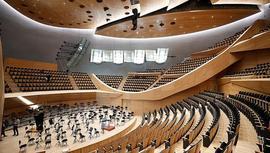 Cumhurbaşkanlığı Senfoni Orkestrası'nın yeni binası açılıyor!