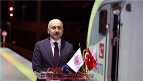Türkiye'den Çin'e ihracat treni yola çıkıyor!