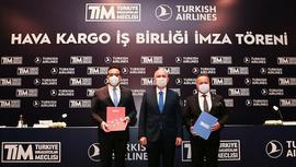Turkish Cargo'dan ihracatçılara yüzde 30 indirim!