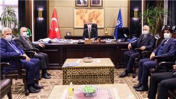 Bursa'da esnafa kira ödemelerinde kolaylık!
