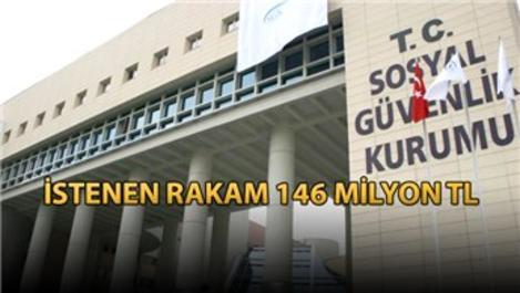 SGK'dan 146 milyon liralık gayrimenkul ihalesi!