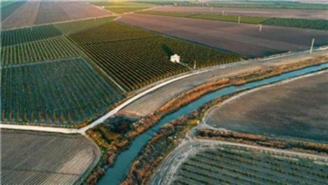 GAP'ta arazi toplulaştırma çalışmaları sürüyor