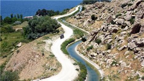 Van'ın Şamran Kanalı 'UNESCO Listesi'ne girmeye hazırlanıyor