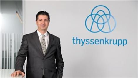 thyssenkrupp Asansör'ün yeni CEO'su Artuğ Özeren oldu!