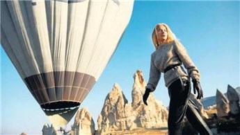 Kapadokya'da moda rüzgarı