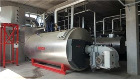 Bosch Termoteknoloji'nin buhar kazanı Zeytursan Fabrikası'nda!