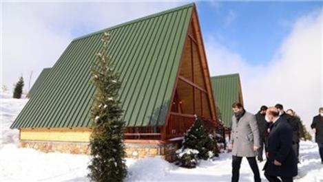 Yıldız Dağı Kayak Merkezi'ne 200 bungalov yapılacak