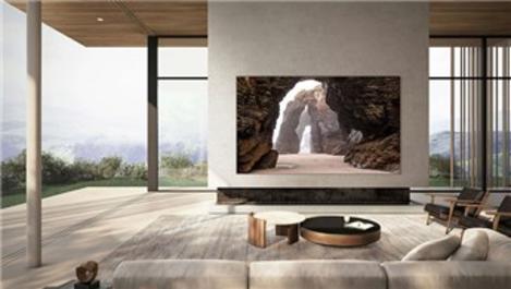 Samsung MicroLED ile üst düzey görüntü kalitesi!