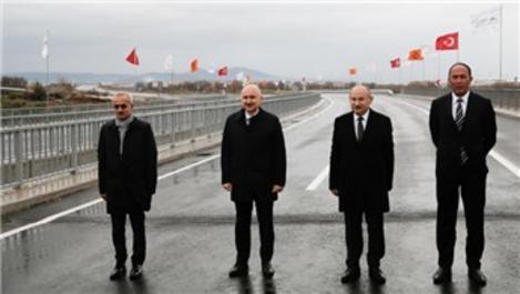 Manisa-Akhisar Çevre Yolu'nun açılışı yapıldı