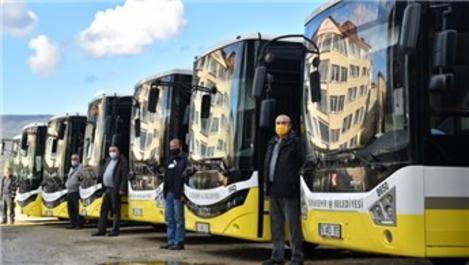 Bursa'da araçlar yenileniyor, ulaşımda konfor artıyor