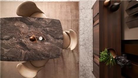 Estetik ve modern bir tasarım: Marla Yemek Odası