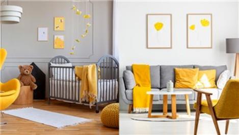 2021 yılının renkleri gri ve sarı oldu!