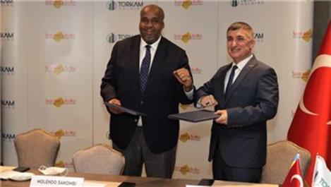 Torkam Holding'den Afrika'da 7.8 milyar dolarlık imza!