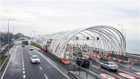 İstanbul'un gözdesi Avrasya Tüneli'ne büyük ödül!