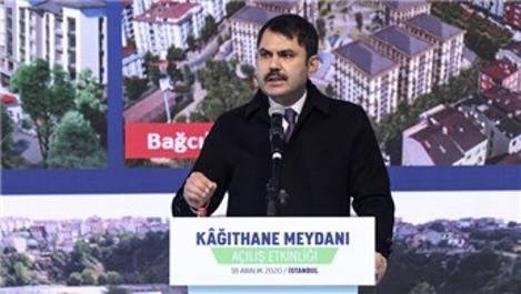 'Kanal İstanbul Projesi'ni hayata geçiriyoruz'