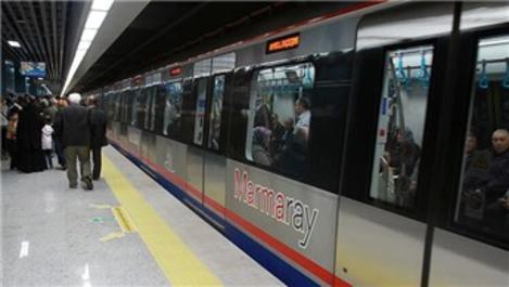 TCDD, Marmaray'da ücret toplama ve gişe hizmeti alacak!