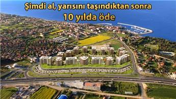 Bizim Evler Güzelce'de muhteşem kampanya!
