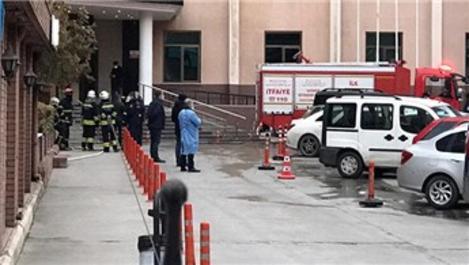 Gaziantep SANKO Hastanesi'nde patlama: 8 ölü!