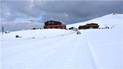 Hakkari'deki kayak merkezi kentin cazibe merkezi olacak!