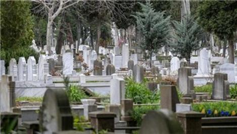 İstanbul'da mezarlık fiyatlarına zam geldi