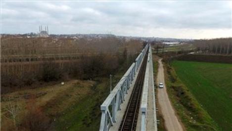 Halkalı-Kapıkule treni Edirne'deki silüeti bozmayacak!