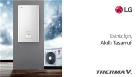 LG Therma V Isı Pompası kış soğuklarına karşı!