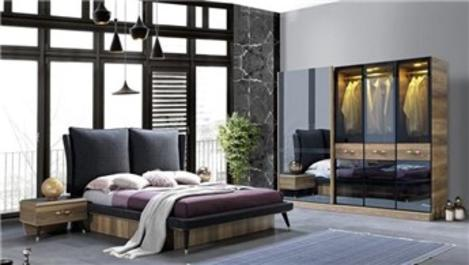 Yatak odası tasarımlarında yeni trendler!