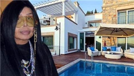Bülent Ersoy, villalarının dekorasyonuna 700 bin TL ayırdı
