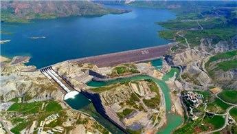 Veysel Eroğlu Barajı tam kapasite üretime başladı!