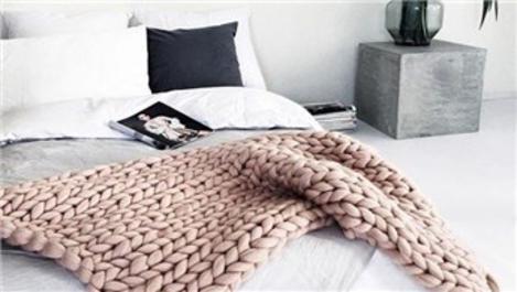 Ev dekorasyonunda yeni nesil battaniyelerin kullanımı!