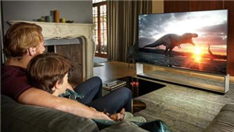 LG OLED televizyonlar sayesinde görüntüler daha gerçek!