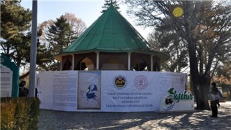 Nasreddin Hoca Türbesi'nde restorasyon çalışmaları başladı
