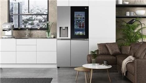 LG InstaView buzdolapları ile 2021'de daha çok hijyen!