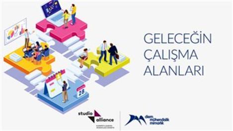 """DİEM Group'dan yeni nesil ofisler için """"Puzzle İşyeri Modeli"""""""