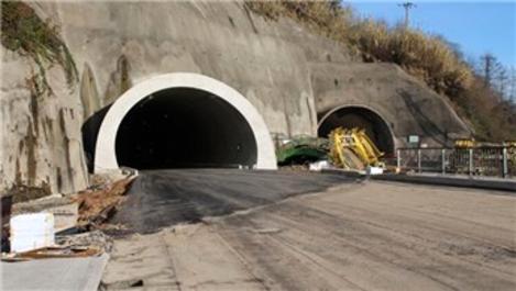 Salarha Tüneli ile mesafe 9,5 kilometre kısalacak