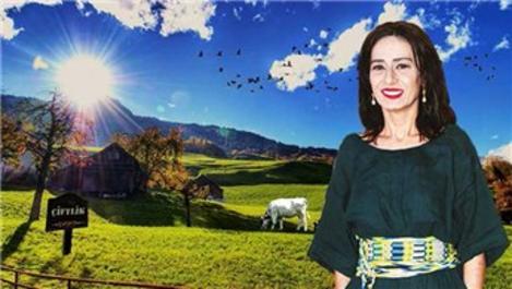 Yıldız Tilbe, Kuşadası'ndaki çiftliğine yerleşti!